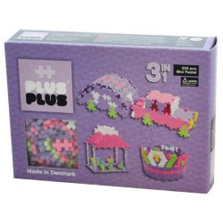 Plus Plus MINI Pastell 220pcs