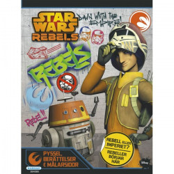 Pysselbok Star Wars Rebels