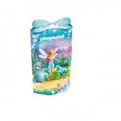 Playmo 9139 Fairy Girl with Racoons