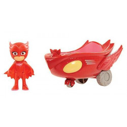 PJ Masks, Basic Vehicle, Owlette's Owl Glider