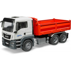 MAN TGS Construction Truck