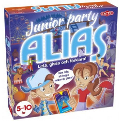 Party Alias Junior