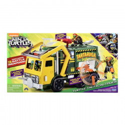 TMNT Movie Group Vehicle Garbage Truck