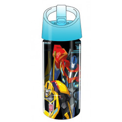 TRANSFORMERS, water bottle, 400 ml
