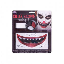 Sminkset Killer Clown