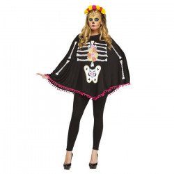 Day of the Dead-Poncho