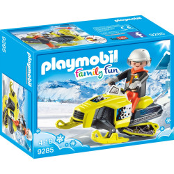 Playmobil Family Fun - Snöskoter 9285