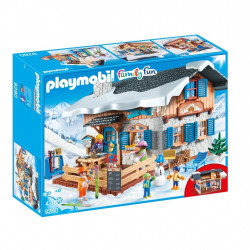 Playmobil Family Fun - Ski Lodge 9280