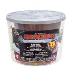 Dragons Bucket of Dragons