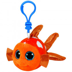 TY Benie Boos SAMI - fish orange clip