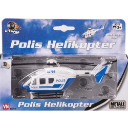 Speed Polis Helikopter