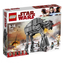 LEGO Star Wars - First Order Heavy Assault Walker 75189