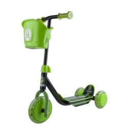 STR Scooter Mini Kid 3W Black/Green