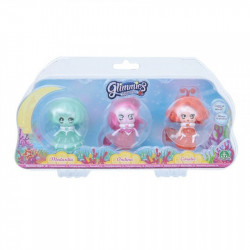 Glimmies Aquaria 3-pack Blister
