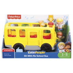 FP Sit With Me School Bus SE