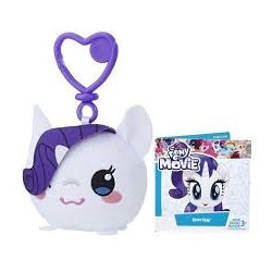 My Little Pony Clip Plush Rarity