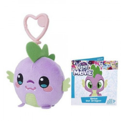 My Little Pony Clip Plush Spike the Dragon
