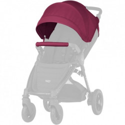 Britax B-Agile / B-Motion Canopy Wine Red