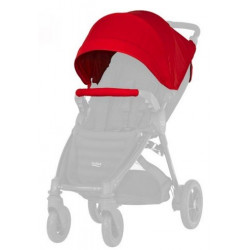 Britax B-Agile / B-Motion Canopy Pack Flame Red