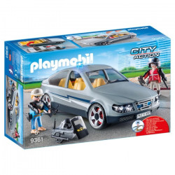 Playmobil 9361 Swat Undercover Car