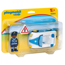 Playmobil 9384 Police Car