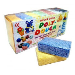 NEVER DRY POLY DOUGH SET 7 FRG