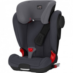 Britax Kidfix ll XP Sict Black Series Storm Grey