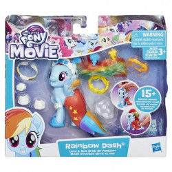 MLP Movie Land and Sea