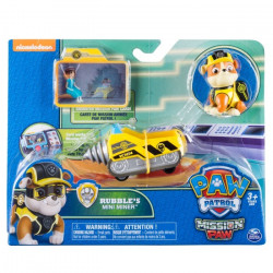 Paw Patrol Mini Vehicles with Figure Rubble