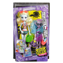 Monster High, monster family Lagoona Blue