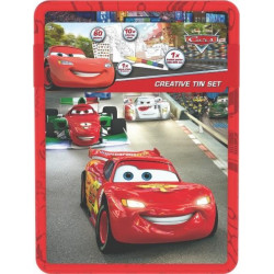Cars Creative Tin Set