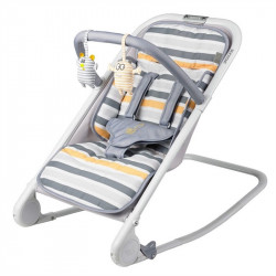 BaBaBing Baby Bouncer Rock Out Stripes