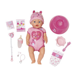 Baby born doll soft touch
