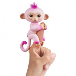 Fingerlings 2-tone Emma ljusrosa