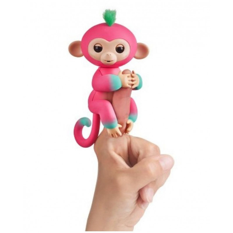 Fingerlings 2-tone Melon rosa