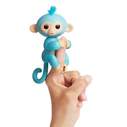 Fingerling glitter Monkey turkos