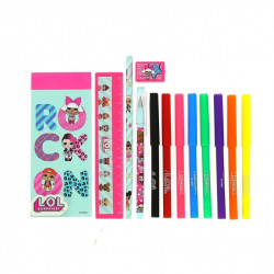 L.O.L Surprice! Deluxe stationery set