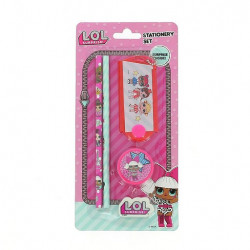 L.O.L Surprice! Stationery set